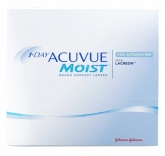 1 - Day Acuvue Moist for Astigmatism (90 линз)